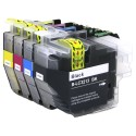 BROTHER PACK LC3213/LC3211 CARTUCHO DE TINTA GENERICO LC-3213/LC-3211