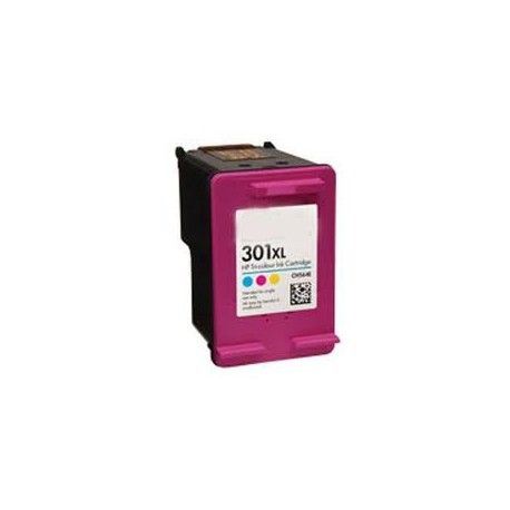CARTUCHO DE TINTA HP 301XL COLOR RECICLADO