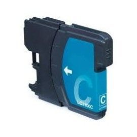 BROTHER LC1100 CIAN COMPATIBLE
